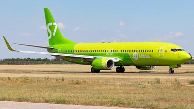 A picture of VQBKV - Boeing 7378ZS - S7 Airlines - © Simone Vanini