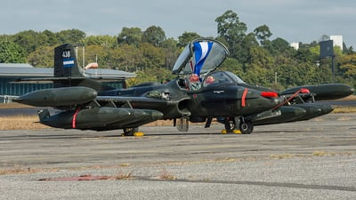 438 - Cessna A-37B Dragonfly - El Salvador - Air Force