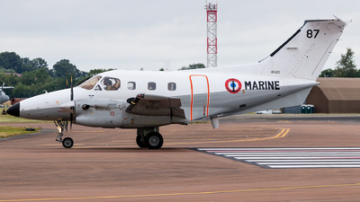 87 - Embraer EMB-121AN Xingú - France - Navy