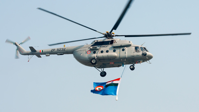 ZP5232 - Mil Mi-17V5 Hip H - India - Air Force
