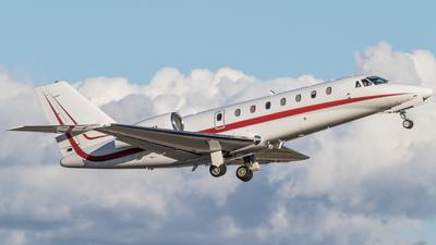 A picture of N789H - Cessna 680 Citation Sovereign - [6800041] - © Alex Crail