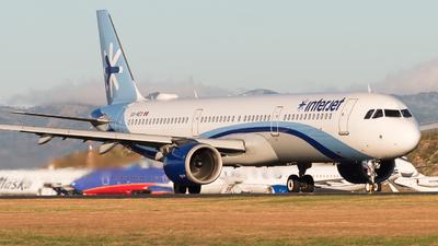 XA-NEO - Airbus A321-251N - Interjet