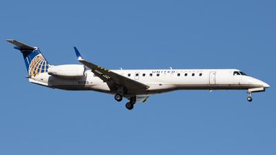 A picture of N11113 - Embraer ERJ145XR - United Airlines - ©  Sebastian Colaizzi