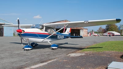 N5342R - Cessna 172F Skyhawk - Private