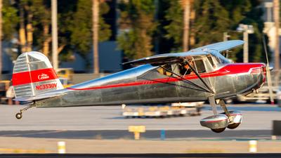 NC3530V - Cessna 140 - Private