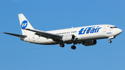 VQ-BIE - Boeing 737-45S - UTair Aviation