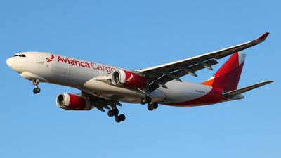 A picture of N334QT - Airbus A330243F - Avianca Cargo - © Rafael Ferreira