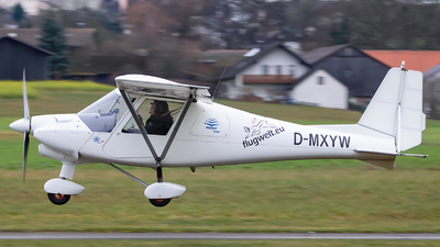 A picture of DMXYW - Ikarus C42B Cyclone - [C420165] - © Maik Voigt