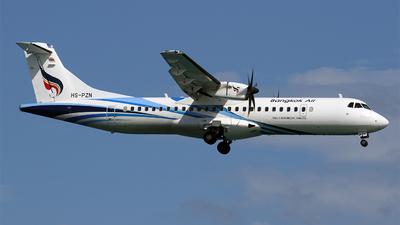 HS-PZN - ATR 72-212A(600) - Bangkok Airways