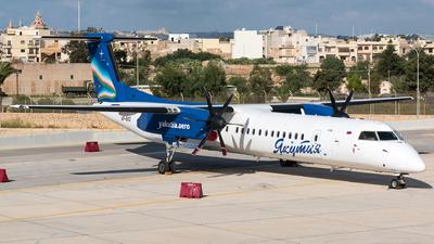 VP-BKD - Bombardier Dash 8-Q402 - Yakutia Airlines