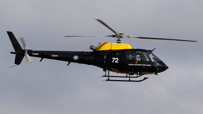 ZJ272 - Eurocopter Squirrel HT.1 - United Kingdom - Defence Helicopter Flying School