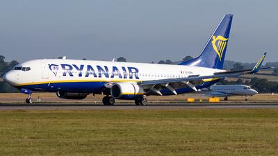 EI-DPK - Boeing 737-8AS - Ryanair