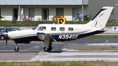 N394SE - Piper PA-46-350P Malibu Mirage - Private