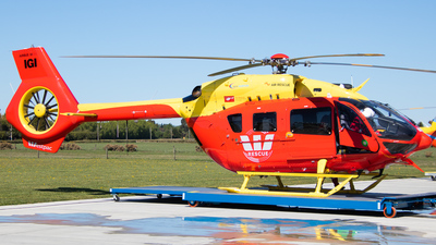 ZK-IGI - Airbus Helicopters H145 - GCH Aviation