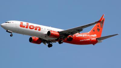 PK-LJF - Boeing 737-9GPER - Lion Air