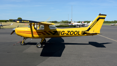 G-ZOOL - Reims-Cessna FA152 Aerobat - Private