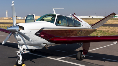 N82HC - Beechcraft V35B Bonanza - Private