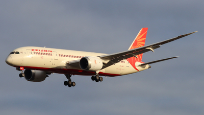 A picture of VTANB - Boeing 7878 Dreamliner - Air India - © Justin Stöckel