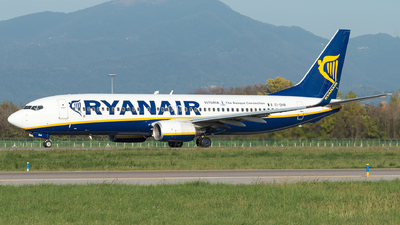 A picture of EIDHR - Boeing 7378AS - Ryanair - © Monica De Guidi