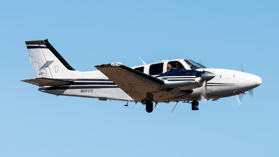 MSP015 - Beechcraft G58 Baron - Costa Rica - Ministry of Public Security
