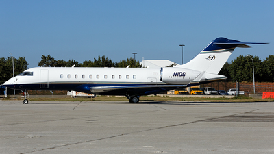 N1DG - Bombardier BD-700-1A11 Global 5000 - Private