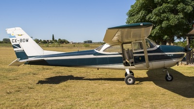 CX-BDW - Cessna 172F Skyhawk - Private
