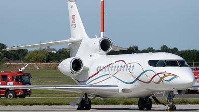 VP-CCI - Dassault Falcon 7X - Private