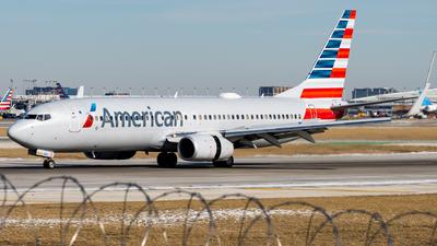 N822NN - Boeing 737-823 - American Airlines