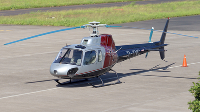 TI-TVC - Eurocopter AS 350B2 Ecureuil - Private