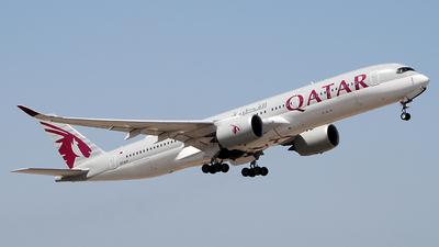 A7-ALP - Airbus A350-941 - Qatar Airways