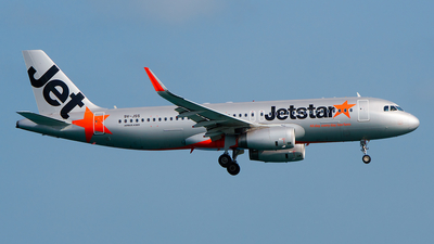 9V-JSS - Airbus A320-232 - Jetstar Asia Airways