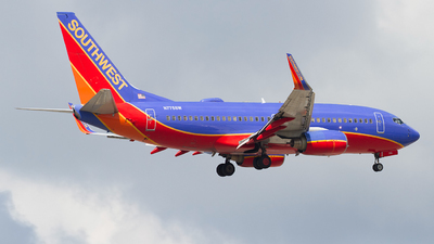 N775SW - Boeing 737-7H4 - Southwest Airlines