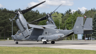 11-0058 - Boeing CV-22B Osprey - United States - US Air Force (USAF)