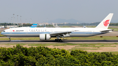 B-7973 - Boeing 777-39LER - Air China