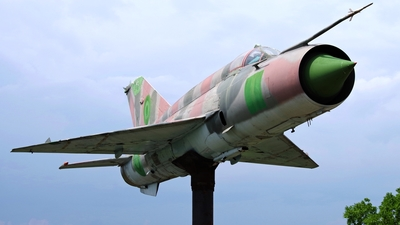 119 - Mikoyan-Gurevich MiG-21bis Fishbed N - Bulgaria - Air Force