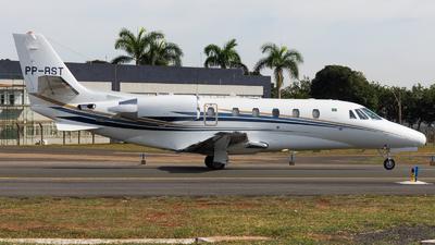 PP-RST - Cessna 560XL Citation XLS - Icon Aviation