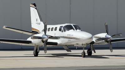 A picture of VHLWY - Cessna 441 Coquest 2 - [4410262] - © Brenden