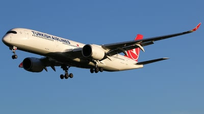 TC-LGB - Airbus A350-941 - Turkish Airlines