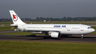 TC-OAB - Airbus A300B4-605R - Onur Air