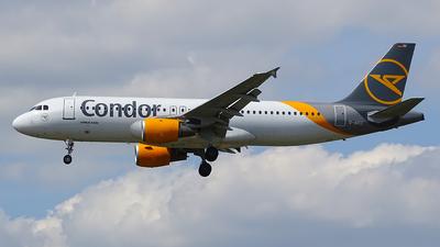 A picture of DAICC - Airbus A320212 - Condor - © Bjarne Doormann