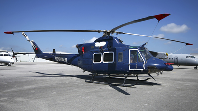 N860AR - Bell 412SP - Private