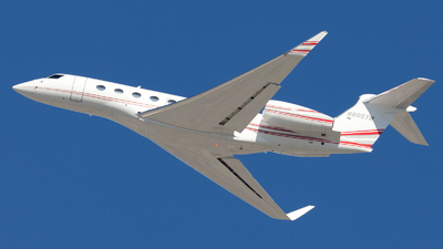 N805TM - Gulfstream G650ER - Private
