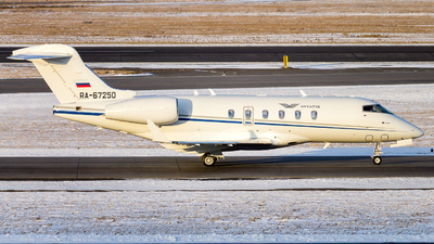 RA-67250 - Bombardier BD-100-1A10 Challenger 300 - AviaTIS