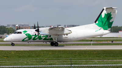 A picture of CGANS - De Havilland Canada Dash 8100 - Wasaya Airways - © Sebastian Sowa