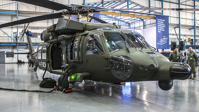 H-03 - Sikorsky HH-60M Blackhawk - Chile - Air Force