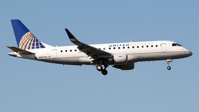 N80348 - Embraer 170-200LR - United Express (Mesa Airlines)