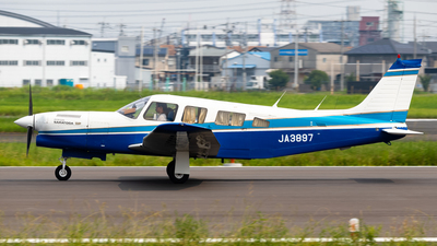 JA3897 - Piper PA-32R-301T Turbo Saratoga SP - Private