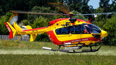 F-ZBQI - Eurocopter EC 145 - France - Sécurité Civile
