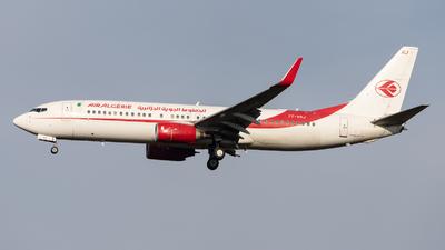 7T-VKJ - Boeing 737-8D6 - Air Algérie