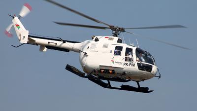 PK-PIM - MBB Bo105CB - Pelita Air